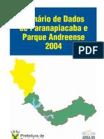 Sumario de Dados_Paranapiacaba