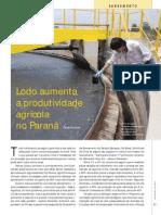 09_Saneamento_Lodo aumenta produtividade agrícola no Paraná