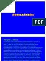 A Origem Das Religioes