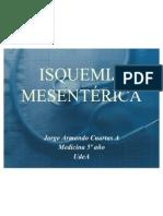 ISQUEMIA MESENTÉRICA