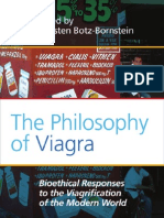 the Philosophy of Viagra Bio Ethical Responses to the Viagrification of the Modern World