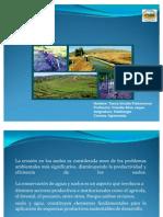 CONSERVACIÓN DE SUELO Y AGUA