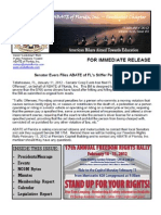 Southwest Chapter of ABATE of Florida February 2012 Newsletter