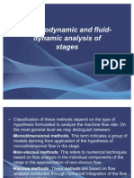 Thermodynamic and Fluid-dynamic Analysis Of