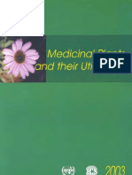 Medicinal Plants and Their Utilization