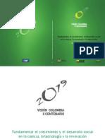 Documento Ciencia Tecnologia 2019