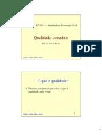 TR1 Conceitos Qualidade EC809