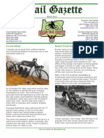 Trail Gazette - March 2012
