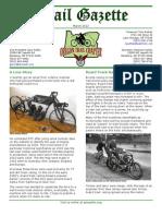Trail Gazette - March 2012