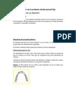 resumen protesis