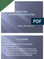 08.Trauma Musculoskeletal