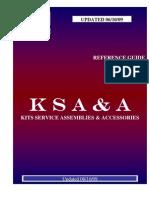 Mack Kits Service & Assemblies 2009