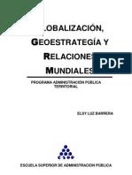 Globalizacion Geoestrategia y Relaciones