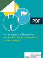 La Inteligencia Emocional Al Servicio de Las Empresas y Sus Equipos