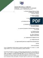 DIMENSIONAMENTO SCOLASTICO_Lettera del Dirigente del 1° Circolo di Chieti