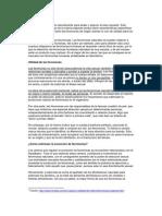 Documentación Feromonas