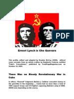 Che Guevara is Really Ernest Lynch