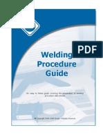Welding Procedure Preparation