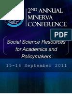 MinervaResources2011