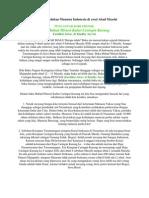 Sejarah Peradaban Manusia Indonesia Di Awal Abad Masehi