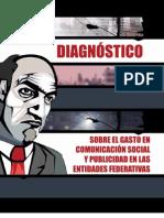 Diagnóstico Publicidad Oficial 2011