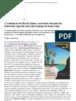 A refundação do Brasil. Rumo à sociedade biocentrada
