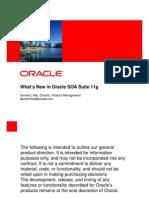 SOA 11g Foundation - 01.1 - SOA Overview