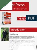 Manual Coupon Press
