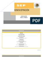 Pct Admin is Trac Ion de Empresas