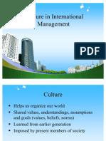 BEC-DOMS PPT on Culture in International Management