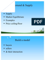 BEC-DOMS PPT on  Demand &Supply