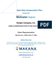 Sample Sales Compensation Plan[1]