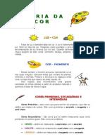 Teoria Da Cor- A Cores