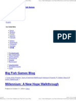 Millenium 1 Bigfish