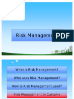 Bec-doms Ppt on Risk Management