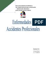 Enfermedades y Accidentes Profesionales 2