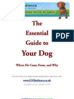 eBook K9Obedience Essential Guide to Your Dog
