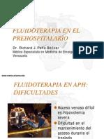 Fluidoterapia en El Pre Hospital a Rio