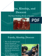 Families, Kinship, And Descent