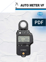 Minolta Auto Meter VF