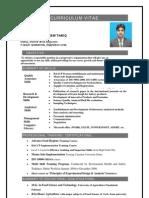 Resumes Waseem Tariq