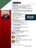 Resume Feb 21
