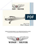 A2A Piper J3 Pilots Manual