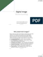 09 - Image Watermarking