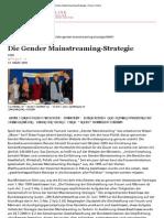 - Die Gender Mainstreaming-Strategie _ Cicero Online