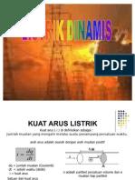 Fisika Pert3 Listrik-dinamis