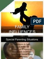 Developmental Influences