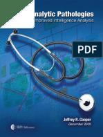 Analytic Pathologies Report