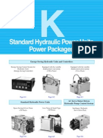 K Hydraulic Power Units