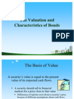 The Valuation of Bonds Ppt @ Bec Doms Finance